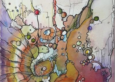 Abstraktes – Doodles