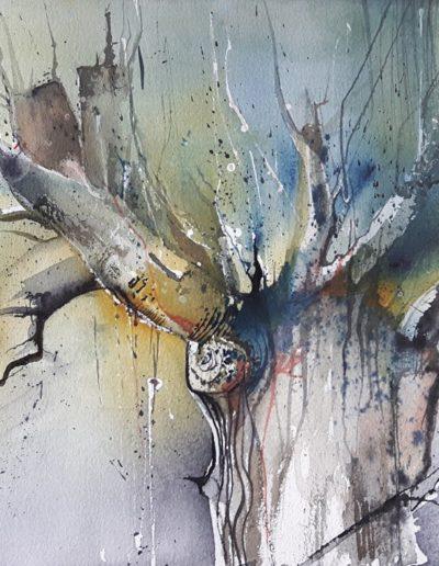 sterbender Baum