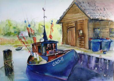 gager-fischerboot