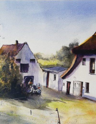 Hiddensee-fischerhaus