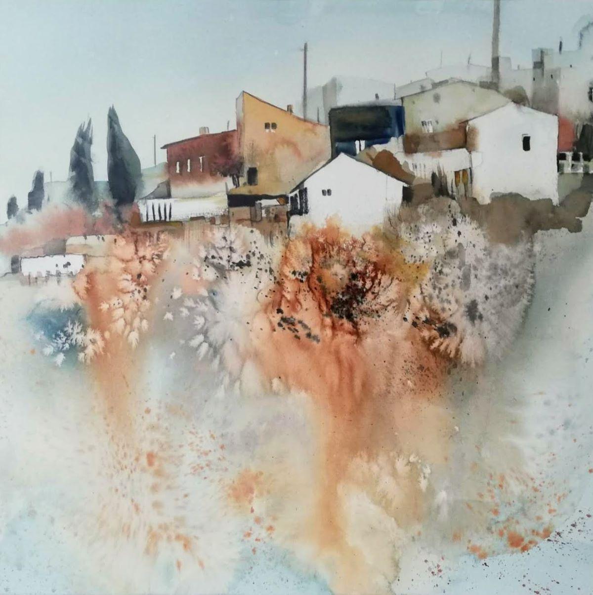 Toscana kreativ Malerei